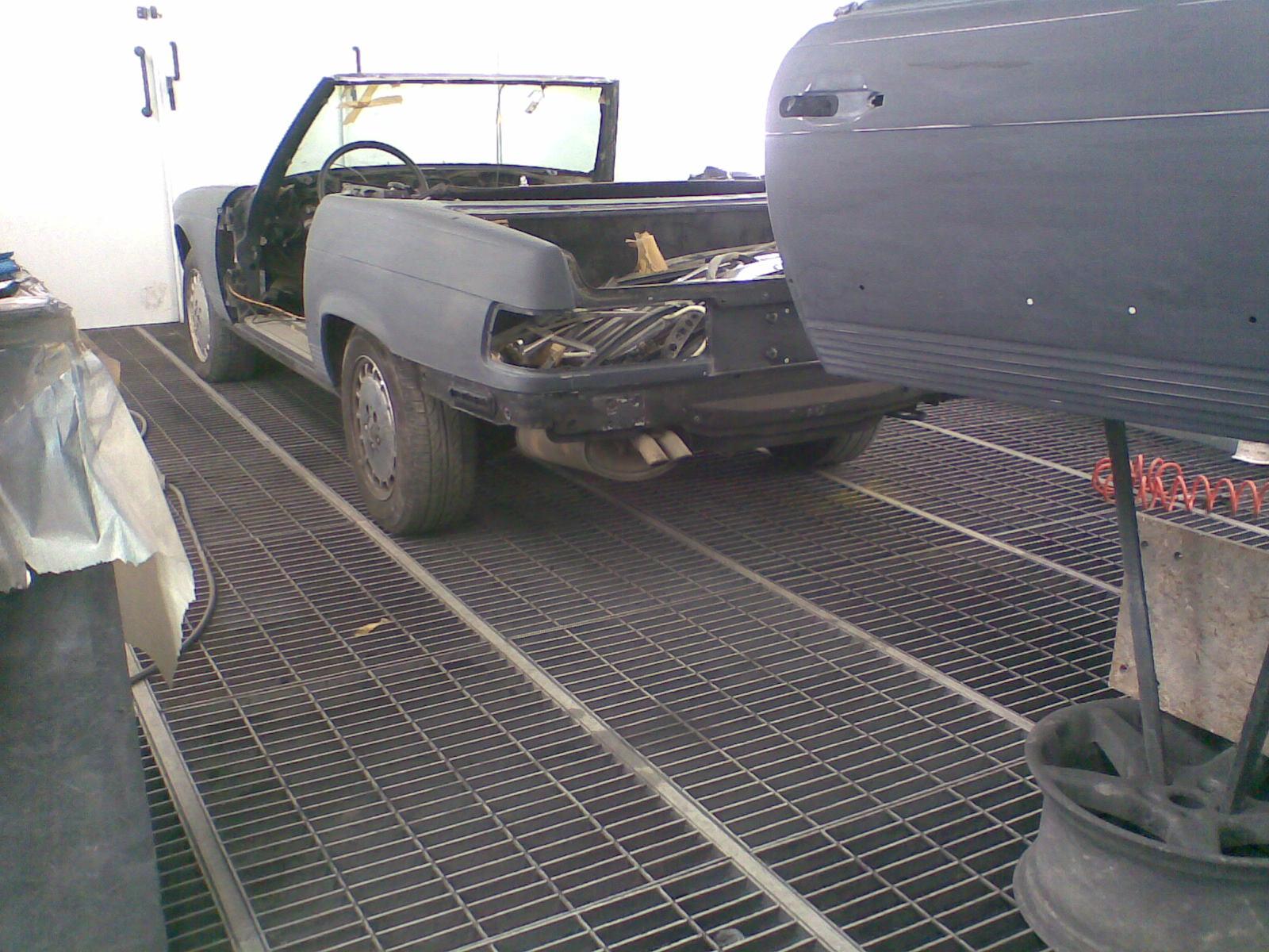 Mercedes SL380