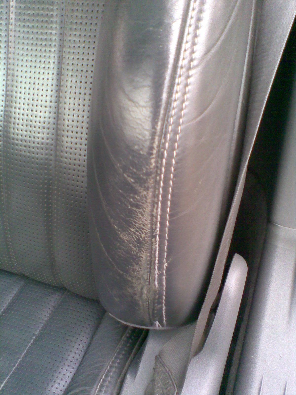 реставрирана седалка