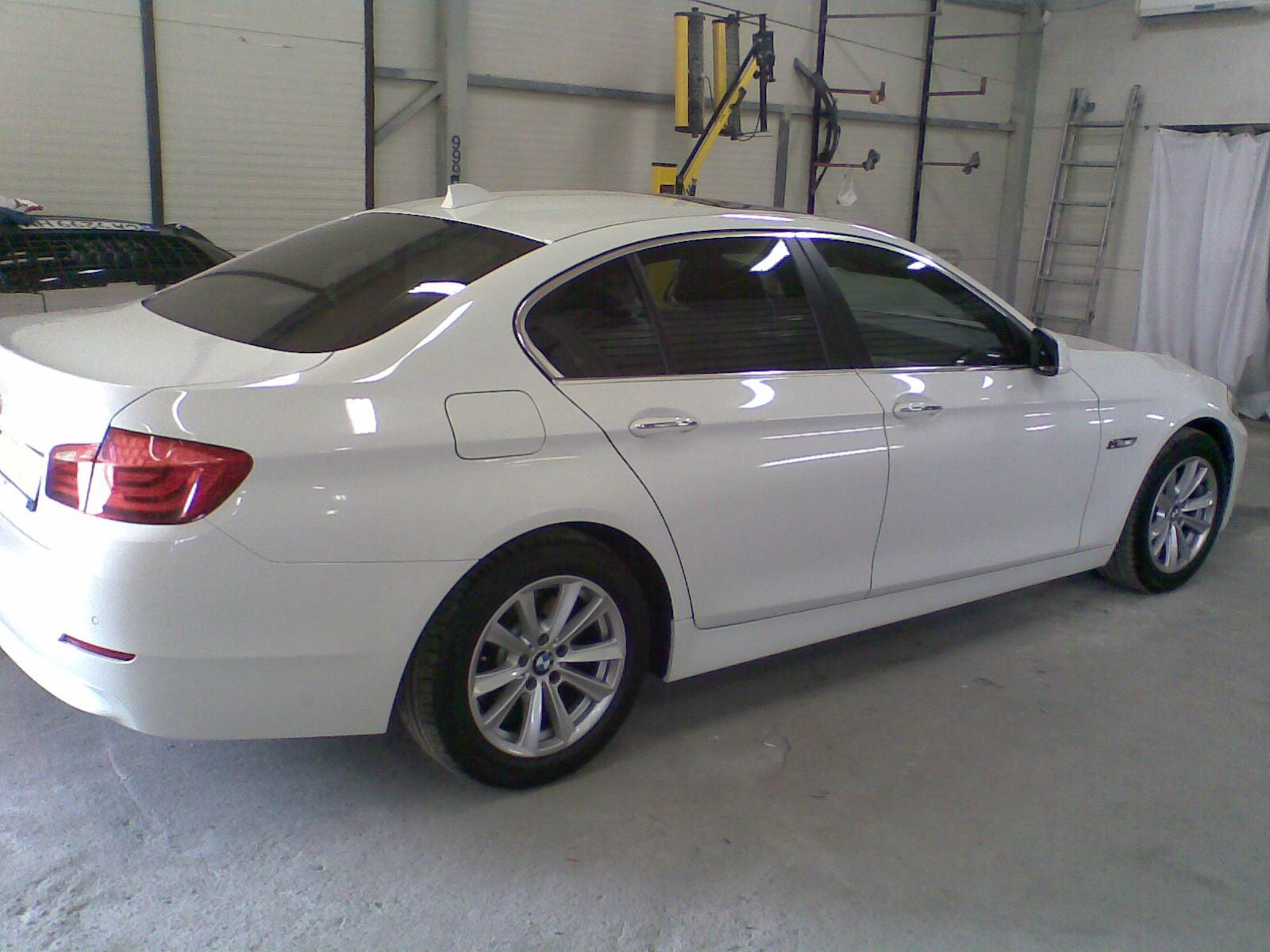BMW 5 M Aftermarket