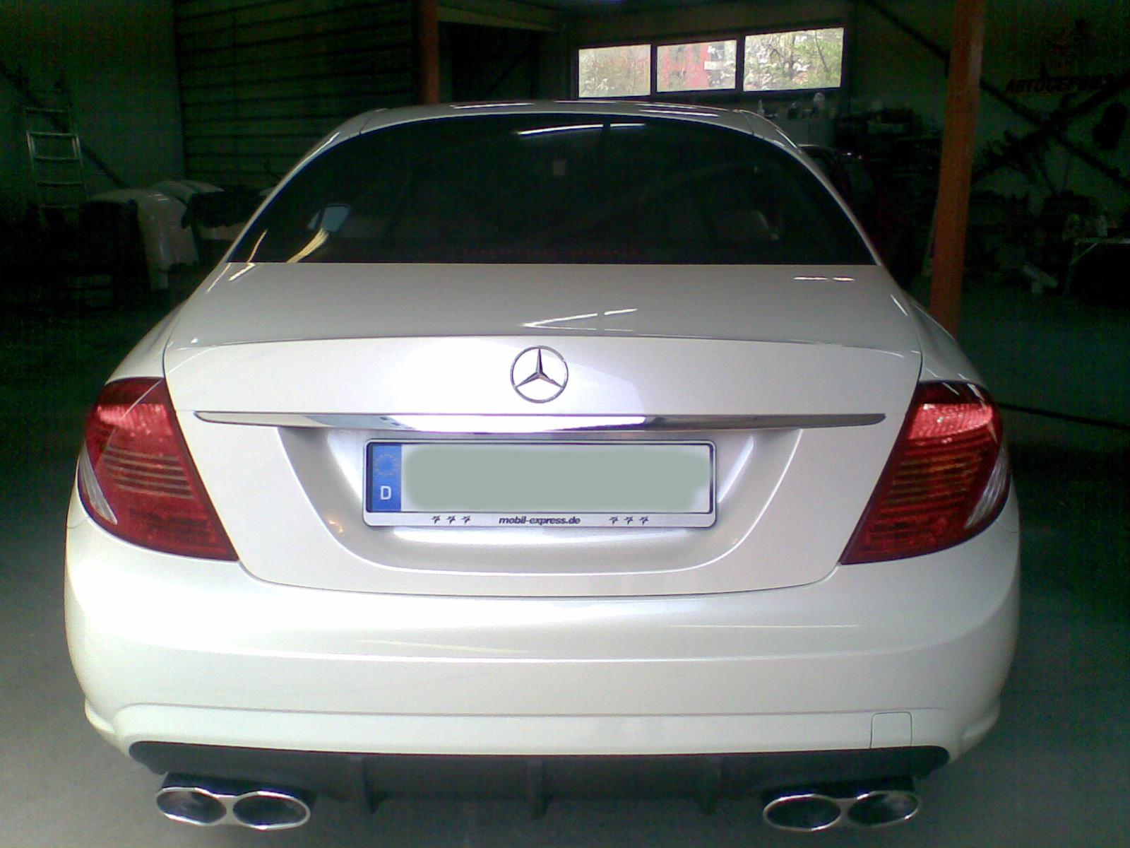 Mercedes CL V12