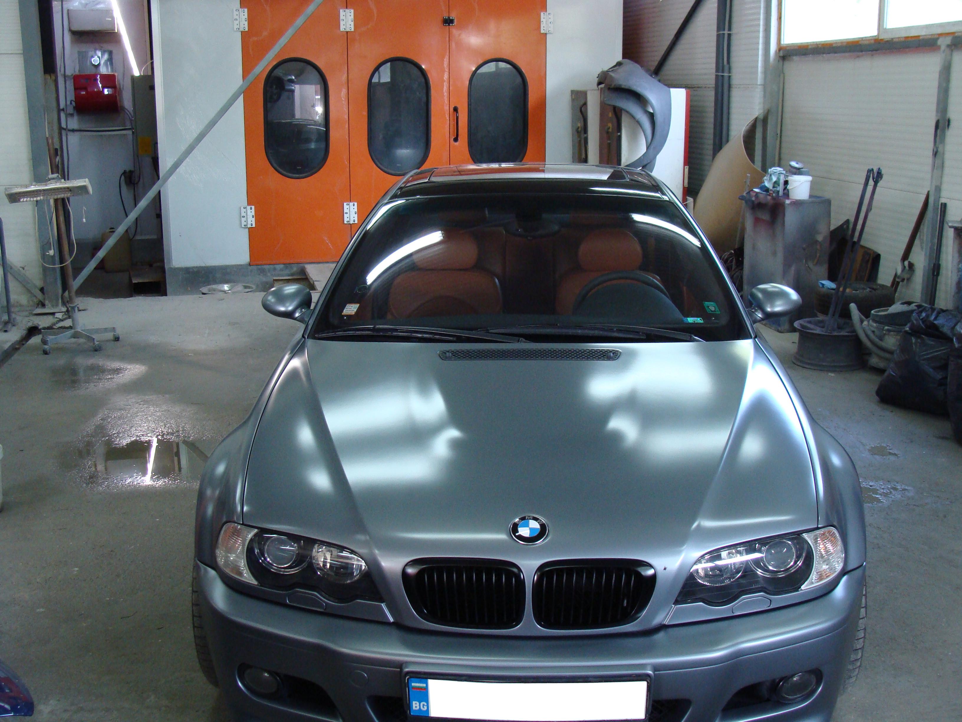 BMW M3 - e46