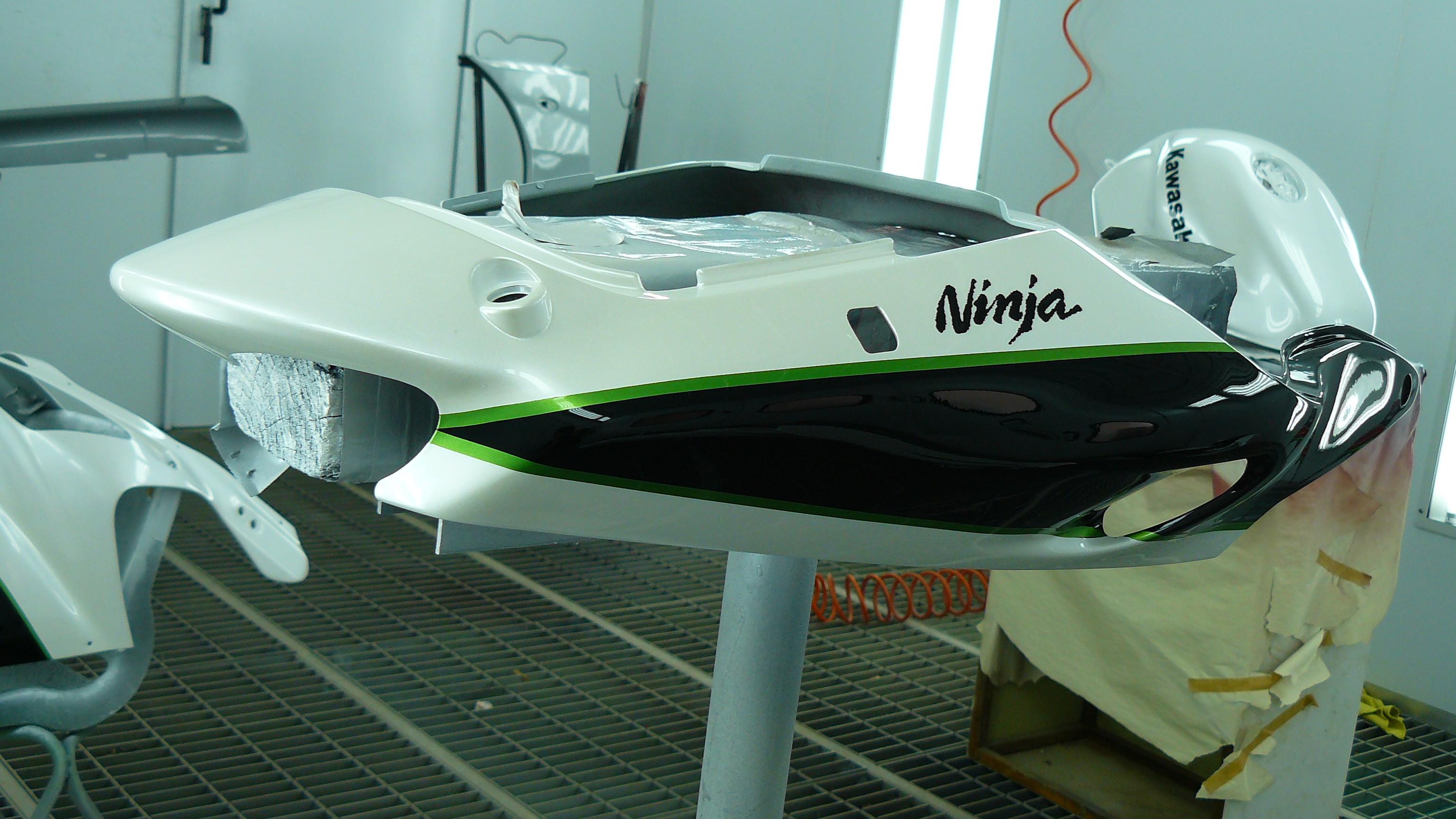 Ninja ZX9