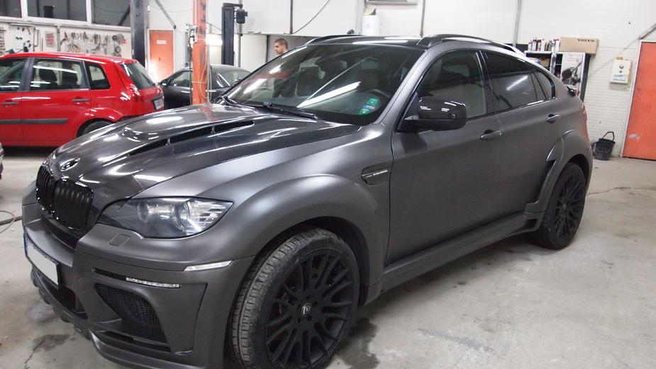 BMW X6 Carbon